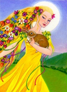 """Eostre"" by Thalia Took"